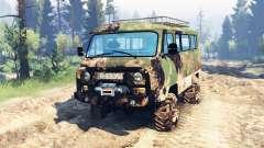 УАЗ-2206 v5.0