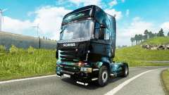 Скин PC Ware на тягач Scania
