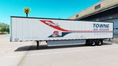 Скин Towne Air Freight на полуприцеп