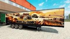 Скин World of Tanks на полуприцепы