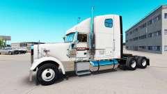 Скин PAM Transport на тягач Freightliner Classic