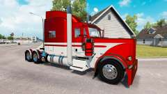 Скин Equipment Express на тягач Peterbilt 389