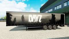 Скин DayZ на полуприцепы для Euro Truck Simulator 2