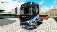Скин Star Destroyer на тягач Scania