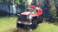 Урал-4320 Полярник v6.0