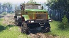 КрАЗ-7140 v4.0