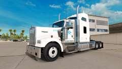 Скин USA Truck на тягач Kenworth W900