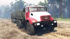 КрАЗ-65032 2012