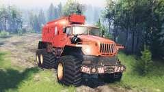Урал-4320 Полярник v5.0