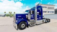 Скин Uncle D Logistics на тягач Kenworth W900