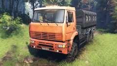КамАЗ-6522 v7.0