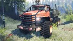Урал-4320 Полярник v7.0