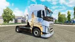 Скин Dreams на тягач Volvo