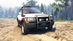 Toyota Land Cruiser 80 VX 1990