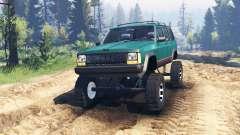 Jeep Cherokee XJ 1996 v2.0
