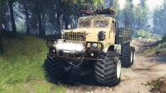 КрАЗ-255 [железяка] v3.0