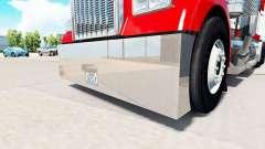 Сборник аксессуаров для тягача Kenworth W900 для American Truck Simulator