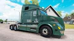 Скин LDI Services на тягач Volvo VNL 670
