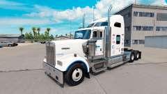 Скин Celadon Logistics на тягач Kenworth W900