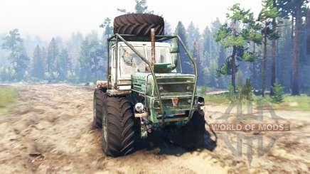Т-150К 1989 для Spin Tires