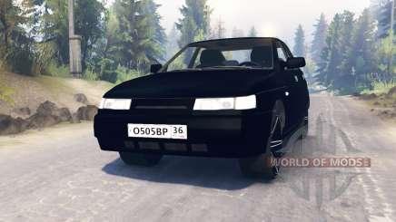 ВАЗ-2112 для Spin Tires