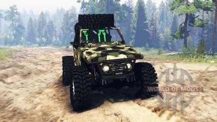 Suzuki Samurai Crawler v2.0 для Spin Tires