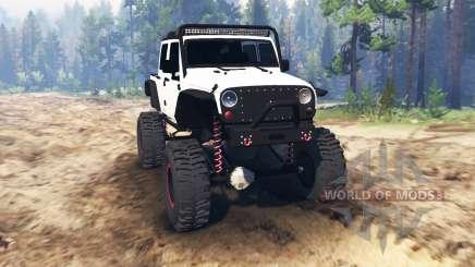Jeep Wrangler [rattle trap] для Spin Tires