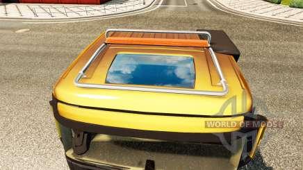 Лайтбар на Volvo для Euro Truck Simulator 2