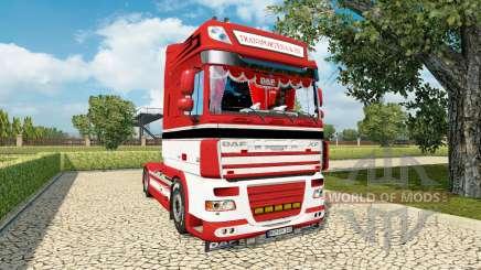 DAF XF для Euro Truck Simulator 2