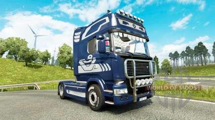 Scania R730 Streamline Longline для Euro Truck Simulator 2