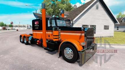Скин Iwona Blecharczyk на тягач Peterbilt 389 для American Truck Simulator