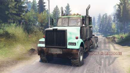 Western Star 4900 для Spin Tires