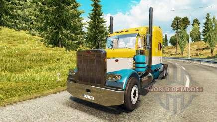 Peterbilt 389 [toll] для Euro Truck Simulator 2
