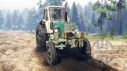 ЮМЗ-6К v2.0 для Spin Tires