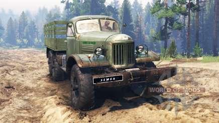 ЗиЛ-157 [трумен] для Spin Tires