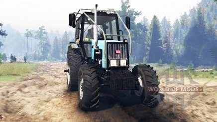 МТЗ-1221.2 Беларус v2.0 для Spin Tires