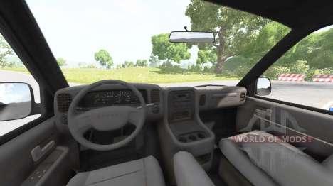 Gavril H-Series [mad] для BeamNG Drive