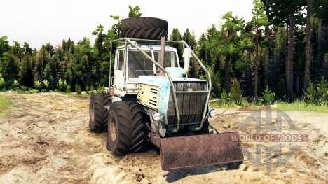 Т-150К v1.5 для Spin Tires