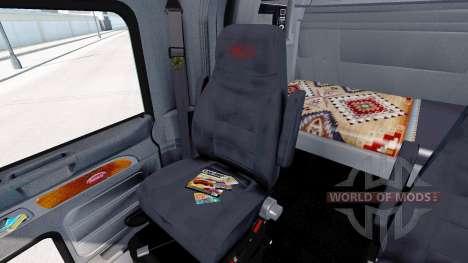 Peterbilt 389 v1.14 для American Truck Simulator
