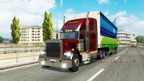 Сборник грузового транспорта для трафика v1.2.1 для Euro Truck Simulator 2