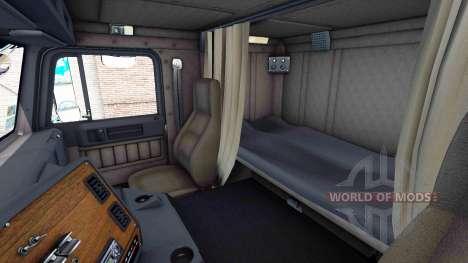 Freightliner FLB v2.2 для American Truck Simulator