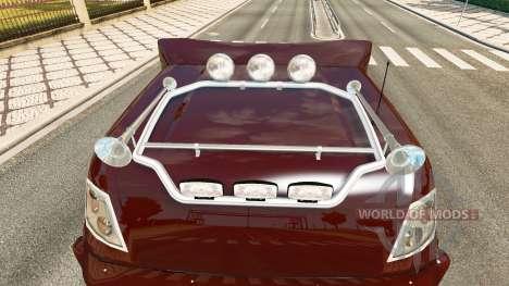 Большой клаксон для Euro Truck Simulator 2