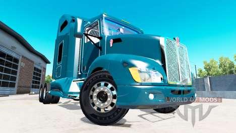 Kenworth T660 для American Truck Simulator