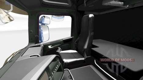 Интерьер Dark Line Exclusive для Scania для Euro Truck Simulator 2