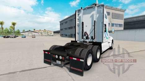 Скин John Christner Trucking на тягач Kenworth для American Truck Simulator