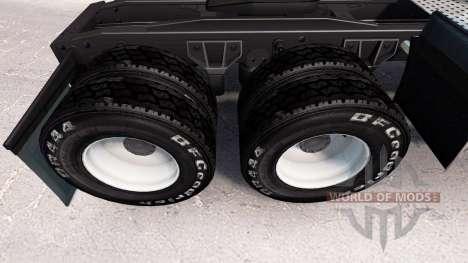Покрышки BF Goodrich v1.2 для American Truck Simulator