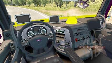 DAF CF 85 v2.0 для Euro Truck Simulator 2