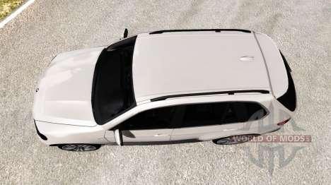 BMW X5 (E70) для BeamNG Drive