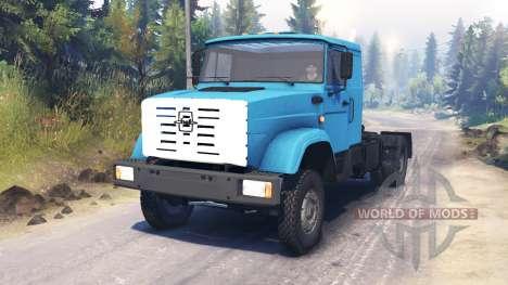 ЗиЛ-4331 для Spin Tires