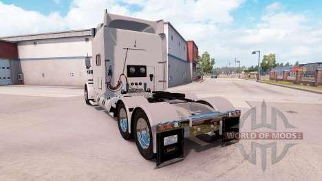 Peterbilt 389 v1.15 для American Truck Simulator
